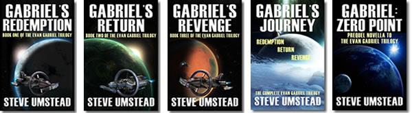 Complete Gabriel Trilogy