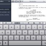 Screenplay-iPad